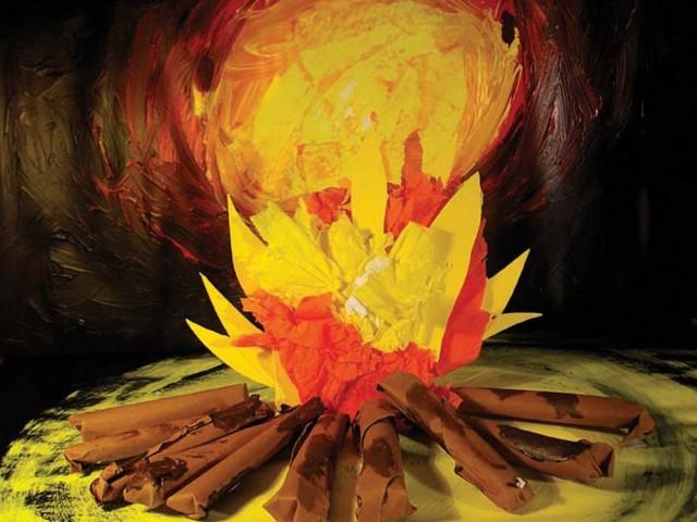 Les Fables de l'Humpur : feu
