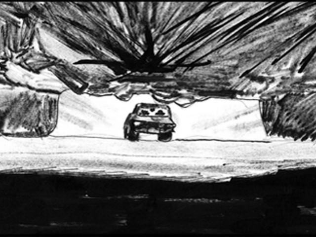 Poursuite de voitures : Planche 2/2