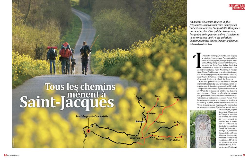 Plan Saint-Jacques-de-Compostelle